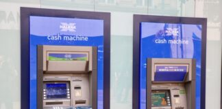 Can I use my credit card at an ATM?