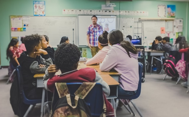 Can I teach with a masters in education?
